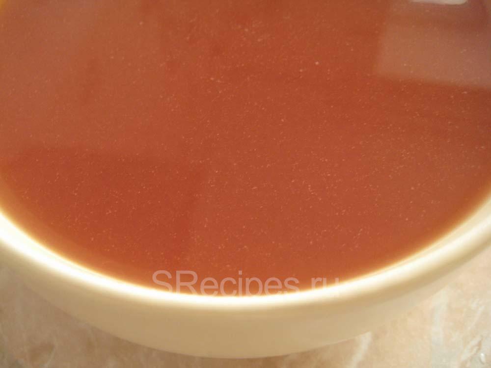 томатная паста в воде