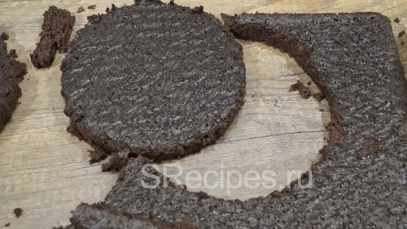 Сделать коржи для торта