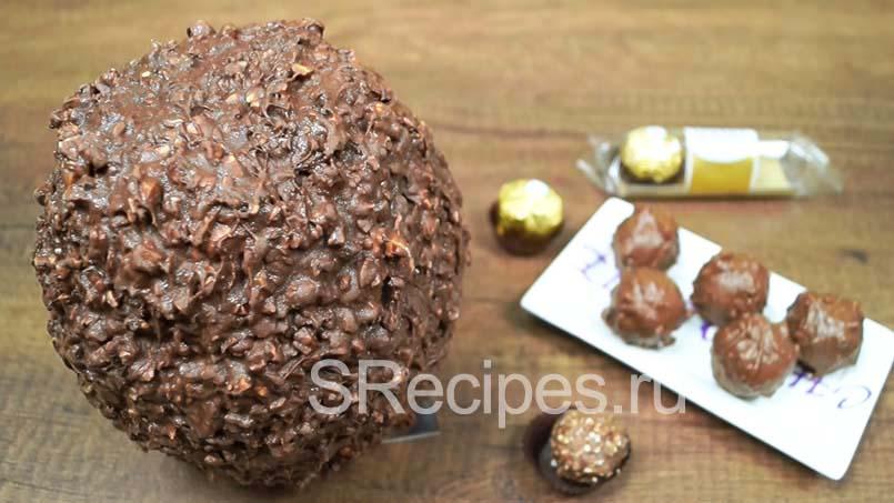 готовые конфеты ферреро роше